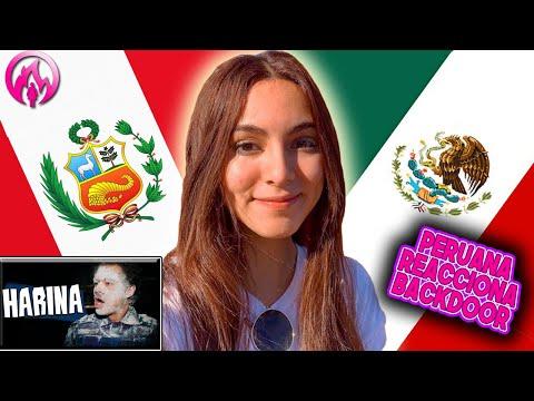 """PERUANA REACCIONA A HARINA❗️HUMOR MEXICANO BACKDOOR 🇲🇽 """"NO LO PUEDO CREER""""😱"""