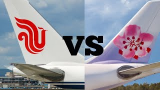 Video Air China vs. China Airlines MP3, 3GP, MP4, WEBM, AVI, FLV Desember 2018