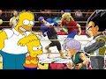 Download Lagu Bart Simpson VS Trunks - (WWE Hijos Match) Mp3 Free
