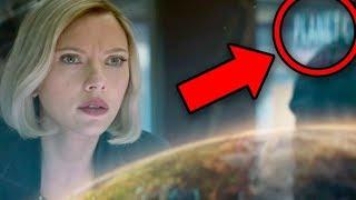 Avengers Endgame OPENING SCENE Revealed! Thanos' Next Move &
