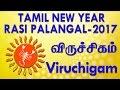 Viruchigam (Scorpio) Tamil New Year 2017 Yearly Predictions | 2017 Tamil New Year Horoscope