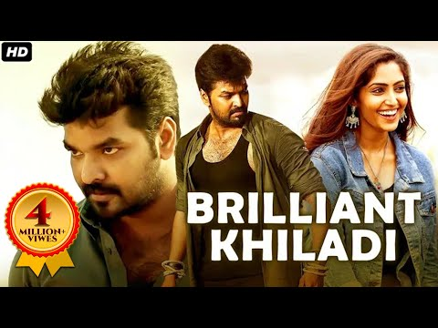 BRILLIANT KHILADI (2019) New Released Full Hindi Dubbed Movie | Jai, Reba Monica John | South Movie