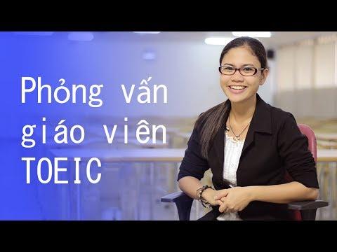 Giáo viên Toeic tại SMEAG