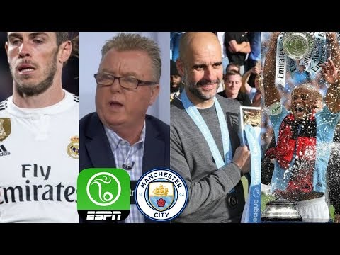 [FULL] ESPN FC 5/20 | Man City celebrates treble & Bale's future with Real &Mbappe's future with PSG