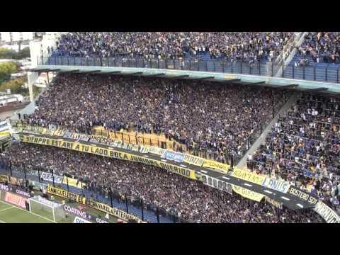 Boca riBer 2016 / Señores dejo todo - La 12 - Boca Juniors