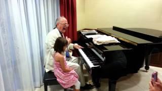 Maryam The Piano Player