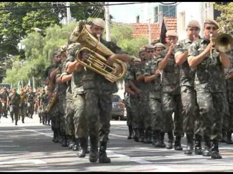 Batalhão Borba Gato recebe novo comandante.