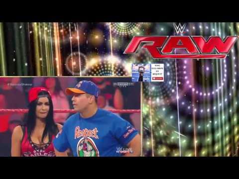 WWE Raw 10 April 2017 Full Show HD - WWE Monday Night Raw 4-10-17 Full Show