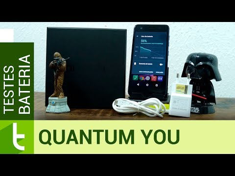 Autonomia do Quantum YOU  Teste de bateria oficial do TudoCelular