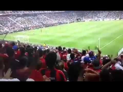 LMHDP en arena do corinthians - La Plaza y Comando - Cerro Porteño - Paraguay - América del Sur