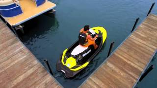10. Sea-Doo Technology: Intelligent Brake & Reverse (iBR)