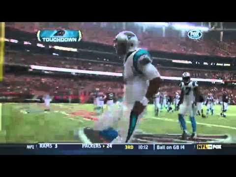 Cam Newton-Rookie Highlights