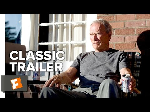 Gran Torino (2008) Official Trailer - Clint Eastwood, Bee Vang Drama Movie HD