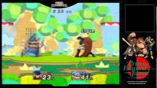 Critique our match(Ike vs wario)