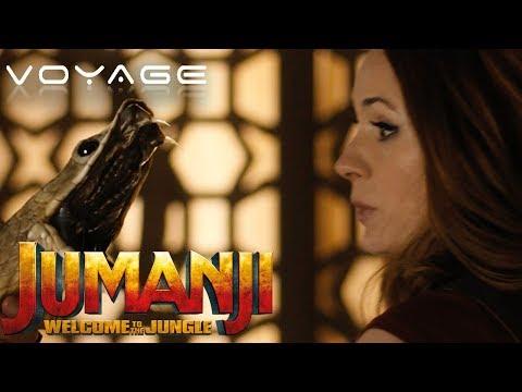 The Snake Basket | Jumanji: Welcome To The Jungle | Voyage