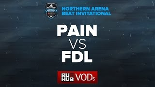 FDL vs paiN, game 1