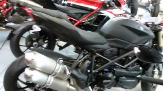 10. Ducati Streetfighter 848 132 Hp 260 km/h 161 mph * see also Playlist