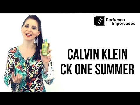 Calvin Klein CK One Summer Unissex