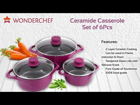 Casserole Set Features Video