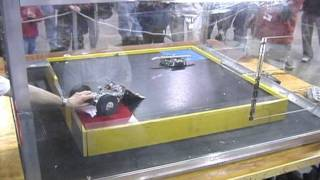 Alphabot Vs Mowbot Exhibition - Kilobots 4