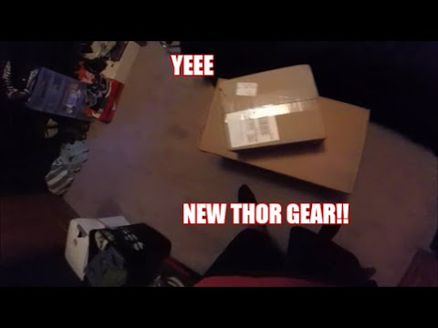 NEW THOR MX GEAR UNBOXING