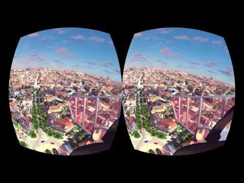 Vivez les sensations des manèges grâce à l'Oculus !