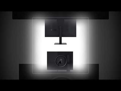 LG Ultra HD 5K UltraFine USB-C 5120x2880 27 Inch  IPS Monitor Black