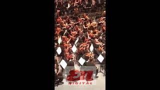 """Músicos filarmónicos alemanes """"sorprenden"""" al interpretar """"Caña Brava"""""""