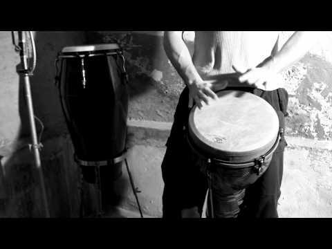 improvisation djembe #006