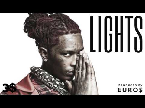 """Lights"" (Young Thug, TM88, Future Type Beat 2017) Prod. By Euro$"
