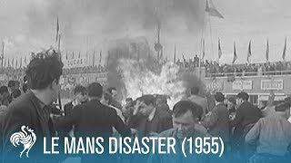 Nonton Le Mans Motor Racing Disaster  1955    British Path   Film Subtitle Indonesia Streaming Movie Download
