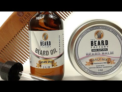 "The Beard Factory ""Machu Picchu"" Beard Oil"
