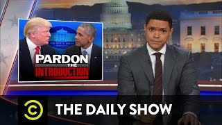 Video Donald Trump Visits the White House: The Daily Show MP3, 3GP, MP4, WEBM, AVI, FLV April 2018