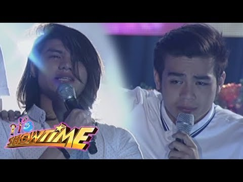 It's Showtime: Kid and Vitto emotionally give their messages for Franco