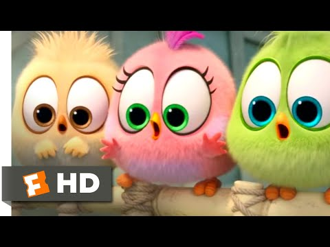 The Angry Birds Movie 2 - Wittle Sisters | Fandango Family