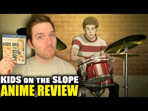 Kids on the Slope – Anime Review