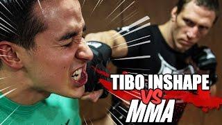 Video TIBO INSHAPE VS MMA ! MP3, 3GP, MP4, WEBM, AVI, FLV Mei 2017