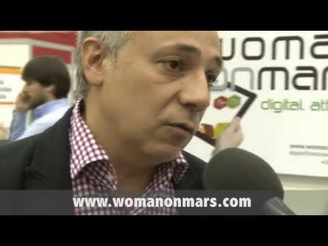 Woman on Mars en Focus Business 2014