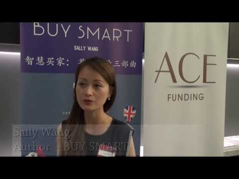 Sally Wang Book Launch BUY SMART