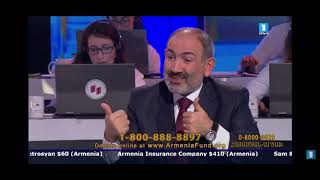 Armenia Fund's International Thanksgiving Day Telethon 2019