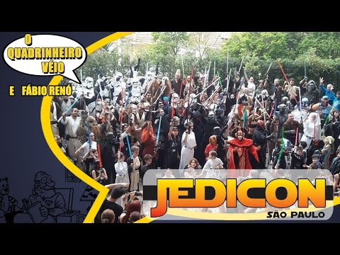 Video: JediCon SP 2015