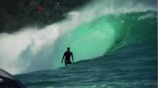 Rip Curl Cup Padang Padang 2012 — Warm-Up Expression Session