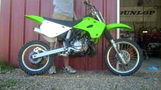 9. kawasaki kx 85 for sale