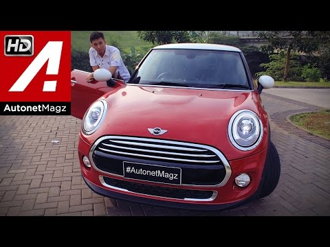 Review New MINI Cooper 2014 Indonesia by AutonetMagz - Part 1 (видео)