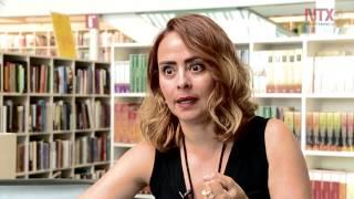 El nuevo libro de Eliza Puente (Notimex)