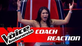 Video Babak Knockout Yang Bikin Merinding Coaches 👏 | COACH REACTION | The Voice Indonesia GTV 2018 MP3, 3GP, MP4, WEBM, AVI, FLV Januari 2019