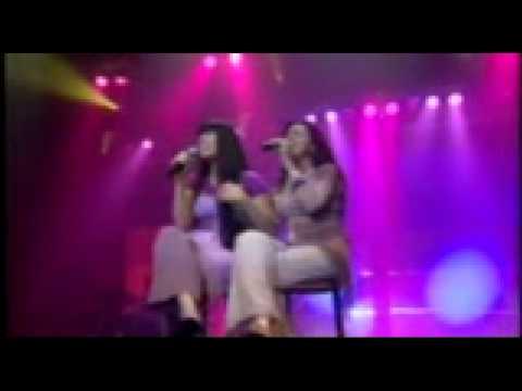 Fernanda Brum e Eyshila - Vem encher-me - Ao vivo