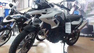 4. 2014 Bmw F 700 Gs 2014 video versión Colombia