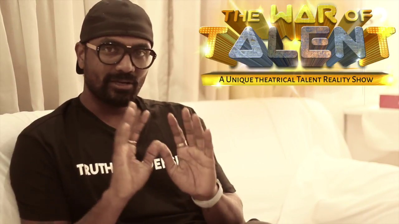 Remo D'souza Talks About The War Of Talent.