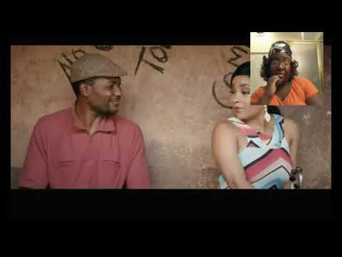 "Live Reaction to the Nollywood Movie ""Knock out Blessings"""